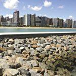 A Praia de Iracema ganhará um novo elemento na paisagem