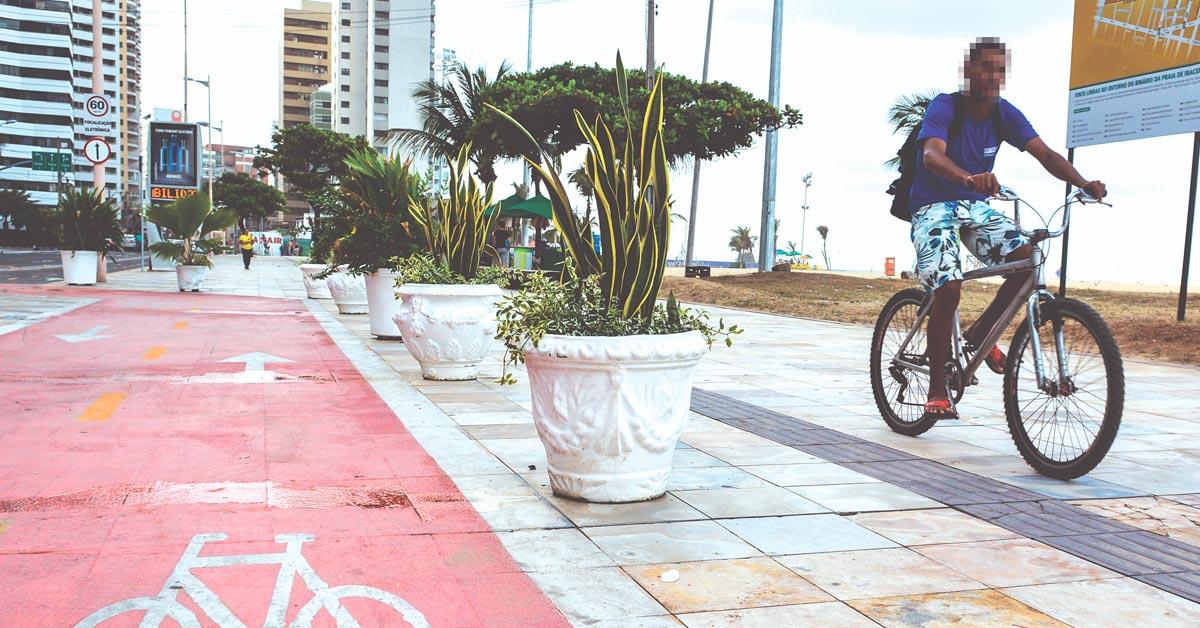 Qual o melhor horário para pedalar em Fortaleza?