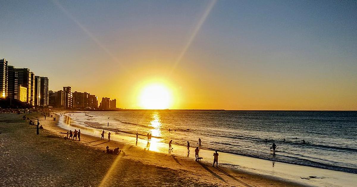 5 Melhores Praias De Fortaleza Turismo Ceara