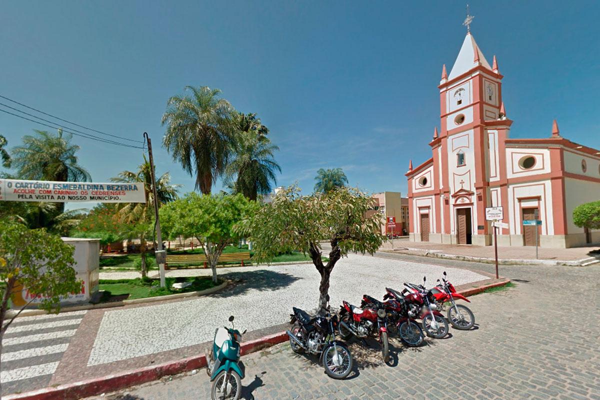 Cedro Ceará fonte: www.turismoceara.com