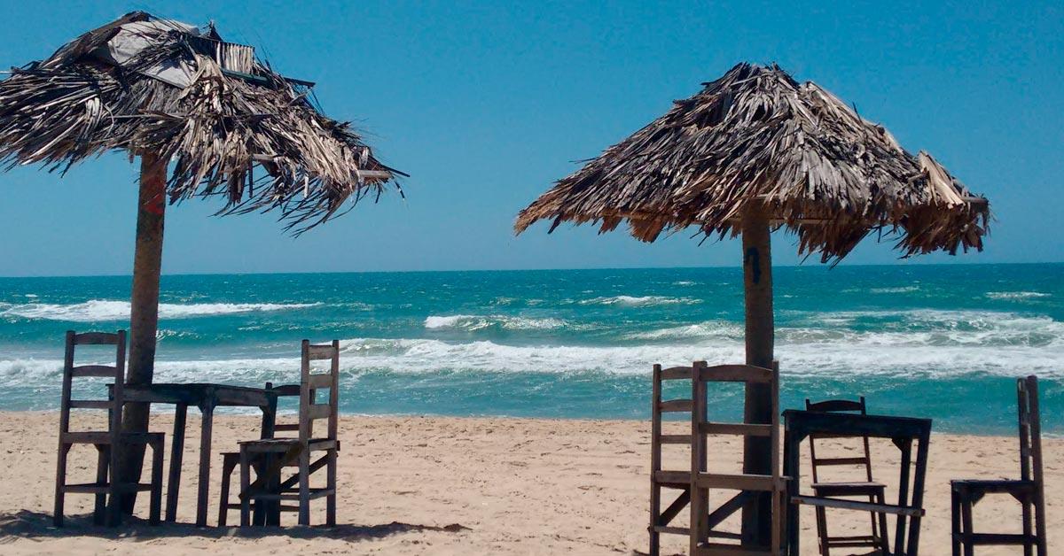 Praia do Japão - Turismo Ceará